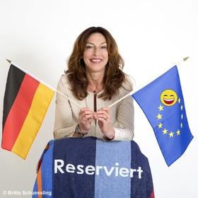 Nur die Liege zählt - Kabarett-Urlaub mit Andrea Volk