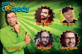 Bild: Lars Hohlfeld - Pop Up Comedy