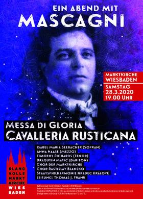 Ein Abend mit Pietro Mascagni - Ostböhmische Staatsphilharmonie