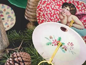 Bild: Etageren-Workshop - Weihnachts-Spezial