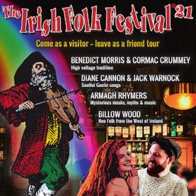 Bild: Irish folk festival - come as a visitor – leave as a friend Tour 2021