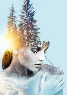 Bild: Die Schneekönigin