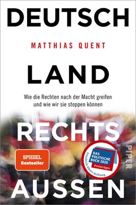 Bild: Deutschland rechts außen - Wie die Rechten nach der Macht greifen und wie wir sie stoppen können - Deutschland rechts außen - Wie die Rechten nach der Macht greifen und wie wir sie stoppen können