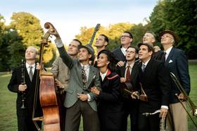 The Swingin' Hermlins | The Music Goes ´Round And Around