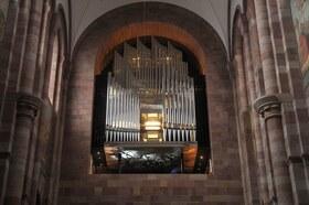 Bild: Dom zu Speyer - Orgelkonzert