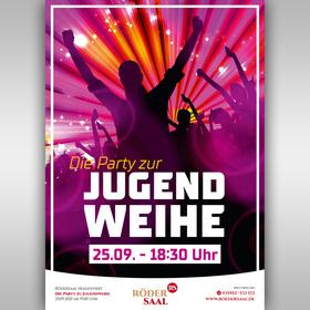 Bild: Die Party zur Jugendweihe - RöderSaal Die Party zur Jugendweihe