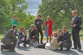 Bild: DIE IMPROKOKKEN - Improtheater in der CD-Kaserne : Demokratie Leben!