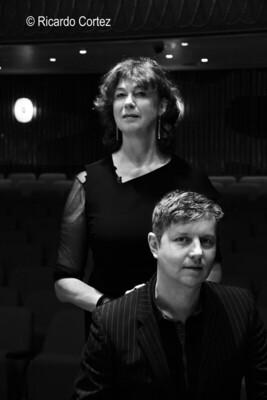 Friedberg lässt lesen: Alix Dudel & Sebastian Albert