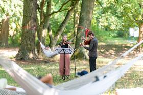 Bild: Tischmusik, Wandelkonzert & Picknick im Park