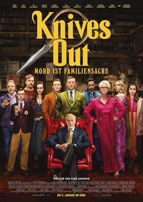 Bild: Open Air Kino Bad Neustadt 2021: Knives Out