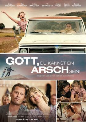 Bild: Open Air Kino Bad Neustadt 2021: Gott, du kannst ein Arsch sein
