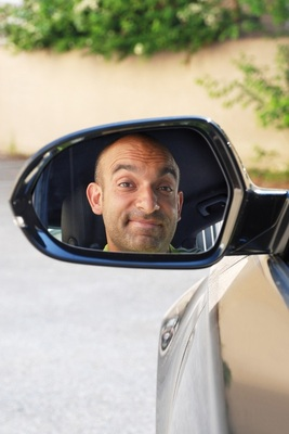 Django Asül - Rückspiegel