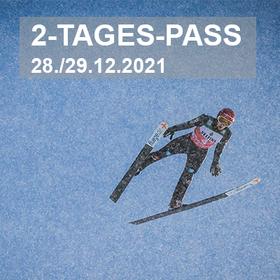 Bild: 70. Vierschanzentournee   2-Tages-Pass