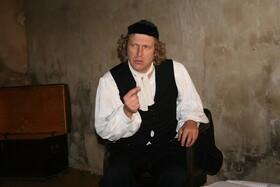 Bild: Theater: Hahnemann und Klockenbrink