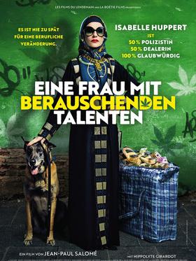 Bild: Open Air Kino Bad Neustadt 2021: Eine Frau mit berauschenden Talenten
