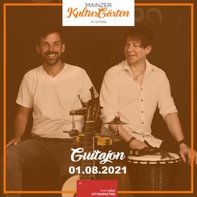 Bild: Mainzer KulturGärten im Schloss - GuitaJon - Fingerstyled Percussion