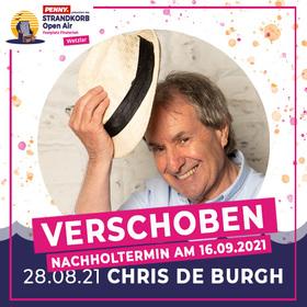 Bild: Chris de Burgh Live 2021
