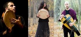 Bild: Tamburi Mundi | Medieval Music from Mediterranean Sea