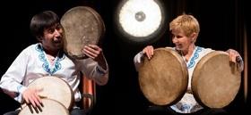 Bild: Tamburi Mundi | Percussion-Kunst aus Tadschikistan