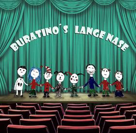 Bild: Buratino`s lange Nase - Ein Märchen mit Musik