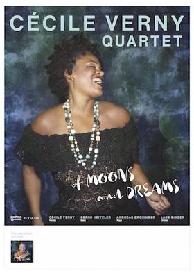 Bild: Cécile Verny Quartet | Martin Dahanukar Quartet