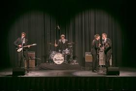 Bild: Quarrymen - Beatles -