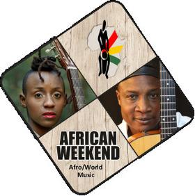 Bild: African-Weekend - Afro/World Music
