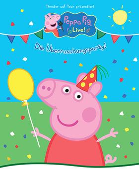 Bild: Peppa Pig - Die Überraschungsparty - für Kinder ab 3 Jahren