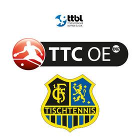 Bild: TTC OE Bad Homburg vs. 1.FC Saarbrücken TT
