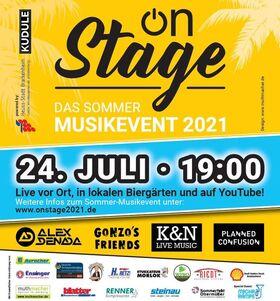 On Stage - Das Sommermusikevent