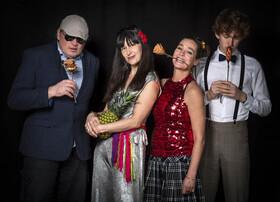 Bild: Las Carettas - Latino-Pop-Punkrock!