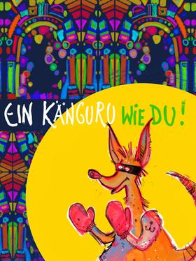 Bild: Ein Känguru wie Du! 7+