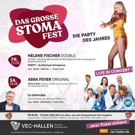 Bild: Freitag - Helene Fischer Double Viktoria und Party-DJ Michael Arlinghaus