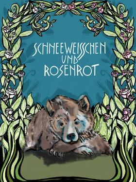 Bild: Schneeweißchen und Rosenrot  6+ - Kulturwerkstatt