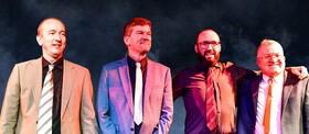 Bild: CHRIS HOPKINS meets the JAZZ KANGAROOS - A hip, swinging affair: Cool Vocals - Hot Music