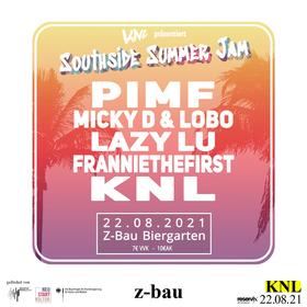 Bild: Southside Summer Jam w/ Pimf + KNL + Lazy Lu + Micky D & Lobo + Franniethefirst
