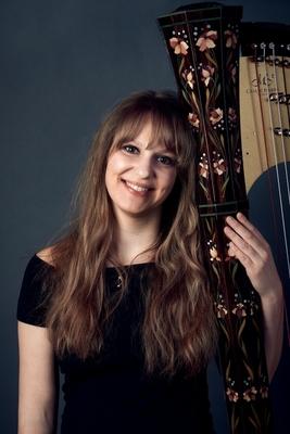 Bild: »Tschechische Musik für Harfe im Laufe der Jahrhunderte«