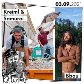 Bild: Kreiml & Samurai + Bbou