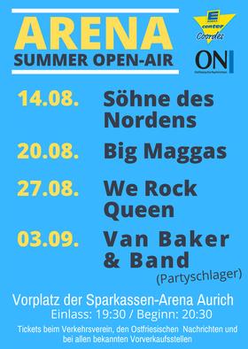 Bild: Arena Summer Open-Air