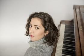 Bild: Albrecht Menzel, Violine & Magda Amara, Klavier
