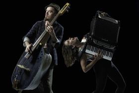 Bild: Three For Silver - Eine wilde, aufregende Mixtur aus Dark Folk, Jazz und Blues