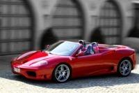 Ferrari F360 Spider - selbst fahren!