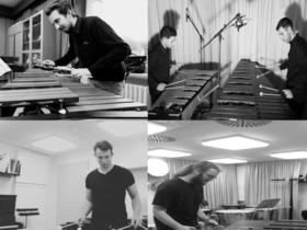 Bild: Upbeat - Percussion mit Studierenden der Schlagzeugklasse der Musikakademie