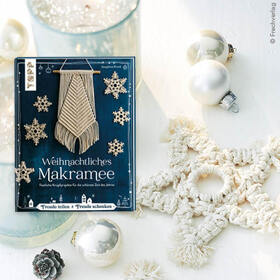 Bild: Digitaler Kreativ-Workshop Merry Makramee Christmas!