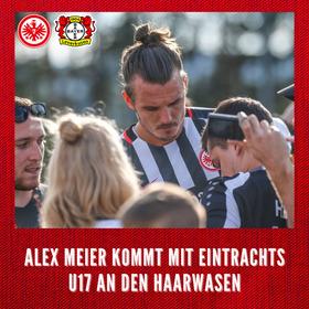 Eintracht Frankfurt U17 - Bayer 04 Leverkusen U17