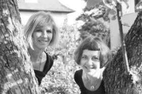 Bild: Anna Elisabeth Albrecht und Susanne Rebscher
