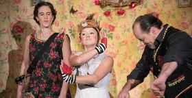 Bild: Die Geschichte eines langen Tages - Theater für Erwachsene und Kinder