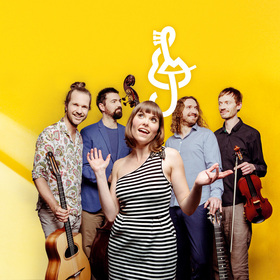 Marion & Sobo Band - Moonlight Swing