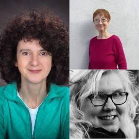 Bild: Lesung mit Rita König, Andrea Jennert & Vera Kissel