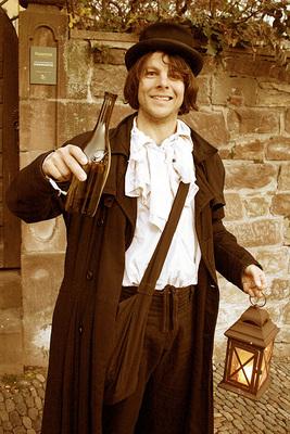 Bild: Historix-Tours: Dichter, Tod und Saufgelage - Stadtführung mit Schauspieler